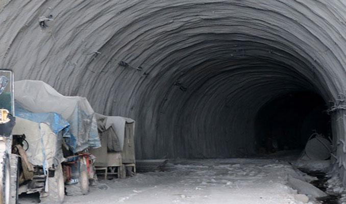 O tünel ile Karadeniz, İç Anadolu'ya bağlanıyor