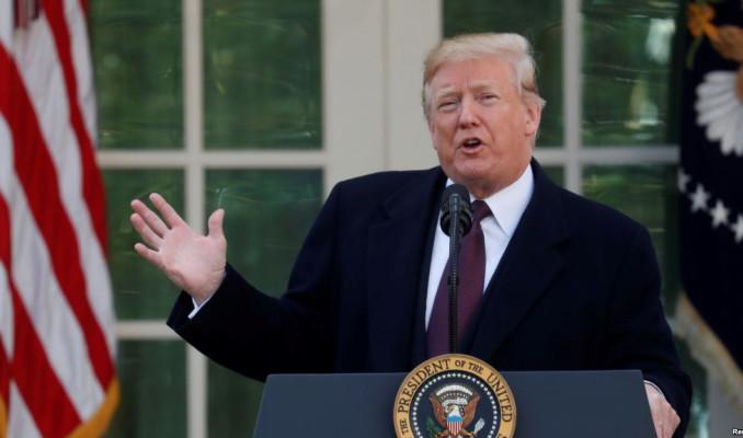 Trump, Çin'den gelen otomobillerde vergileri kaldırıyor