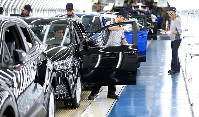 Sakarya otomotivde ihracat rekoru kırdı