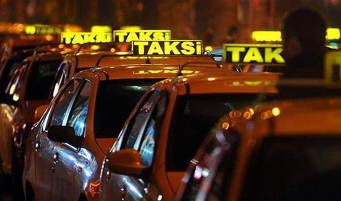 Taksilere gizli müşteri yöntemi