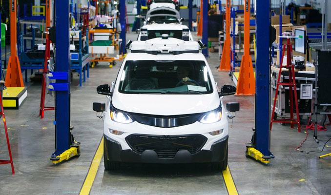 GM Güney Kore'de fabrika kapatıyor