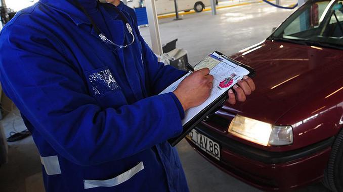 Araç muayenesinde dikkat edilmesi gereken noktalar
