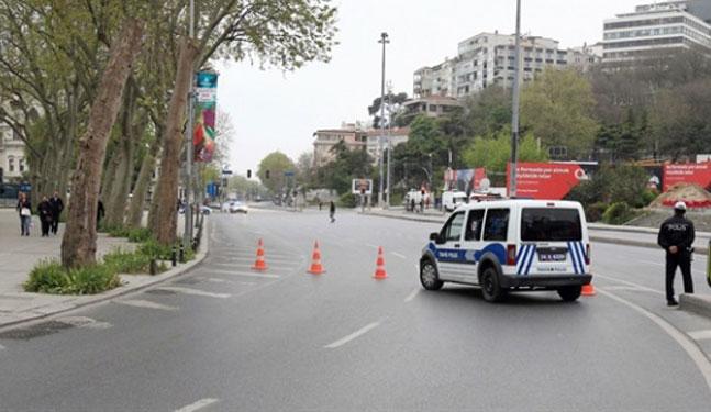 Yarın İstanbul'da bu yollar trafiğe kapatılacak