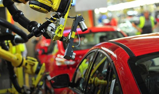 Motorlu araç üretimi yüzde 17 düştü