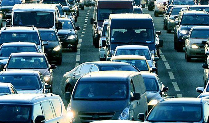 Nüfusa göre en fazla otomobil başkentte
