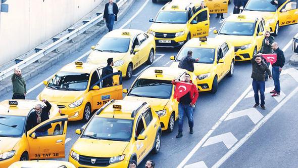 Bakanlıktan Uber raporu: Ya engellenmeli ya da meşru olmalı