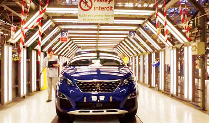 Afrika'da Peugeot ve Opel üretecek