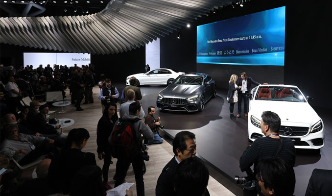 118. New York Uluslararası Otomobil Fuarı başlıyor