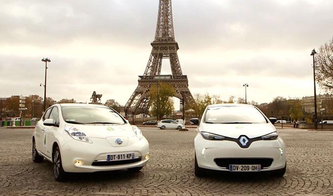 İki otomobil devi birleşiyor