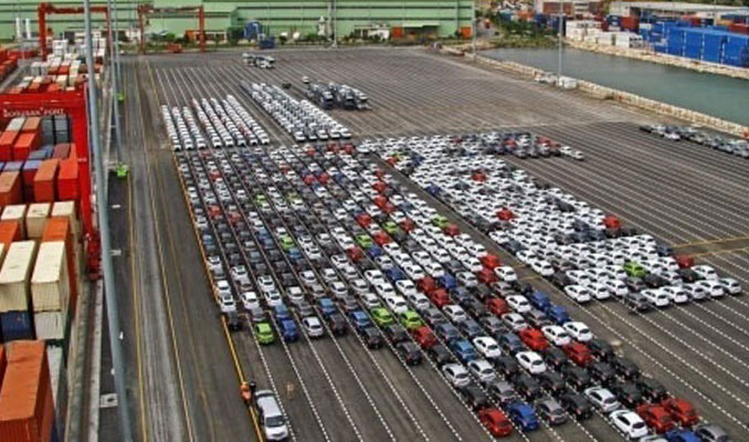 Otomotiv ihracatında tüm zamanların rekoru