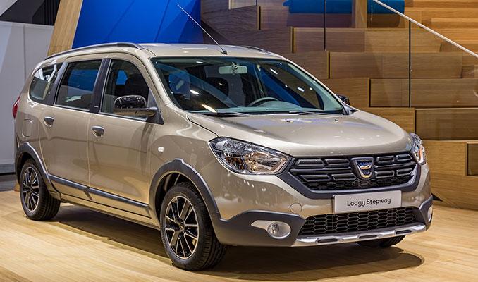 Dacia'dan rekor satış!
