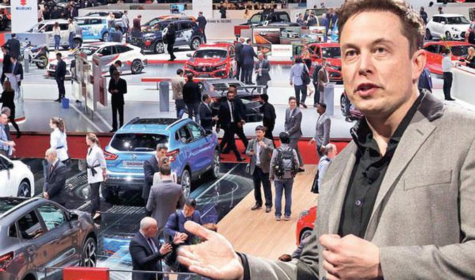 Cenevre'de Tesla etkisi