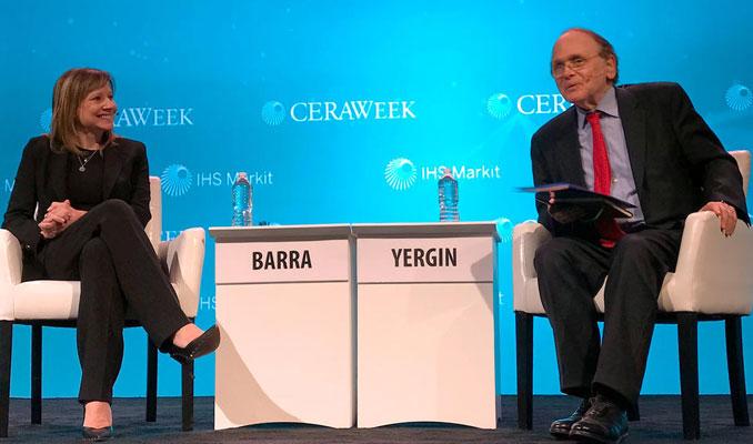 GM'nin elektrikli otomobilde hedefi Çin pazarı