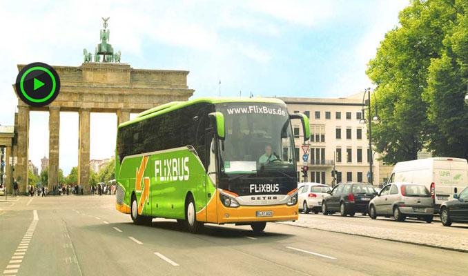 Dünya'nın ilk elektrikli otobüsü