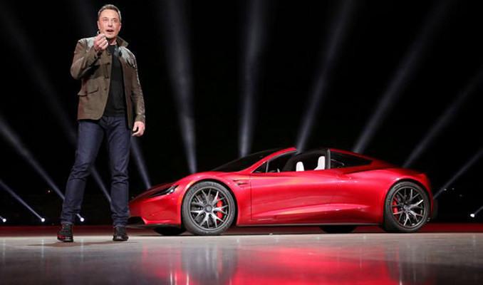 Tesla'nın uzaya gönderilen aracına Türk damgası