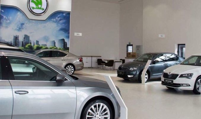 Skoda'nın 'en iyi yetkili satıcısı' Avek Otomotiv oldu