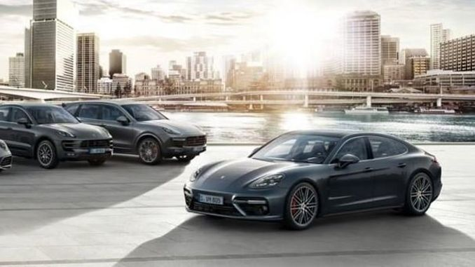 Porsche tarihindeki en başarılı ilk çeyreğini geçirdi