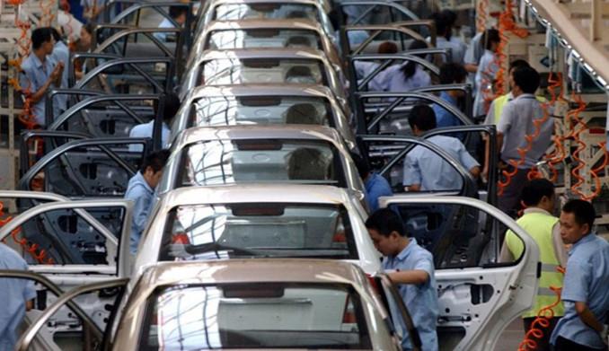 Çinli otomotiv devlerinin hisselerinde sert düşüş