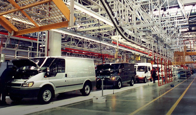 Ford Otomotiv'den 432.2 milyon lira net kar