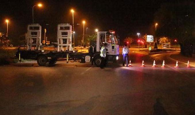 İstanbul'da 05.00 itibariyle bu yollar trafiğe kapandı