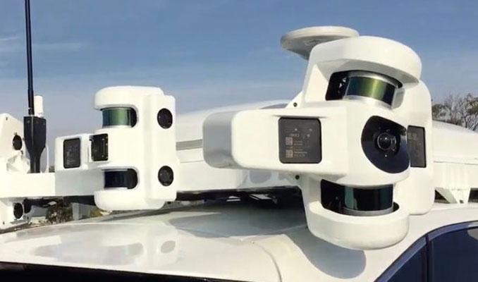 Apple'ın sürücüsüz otomobil filosu deşifre oldu