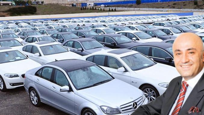 Yeni satılan 100 otomobilden 23'ü kiralık