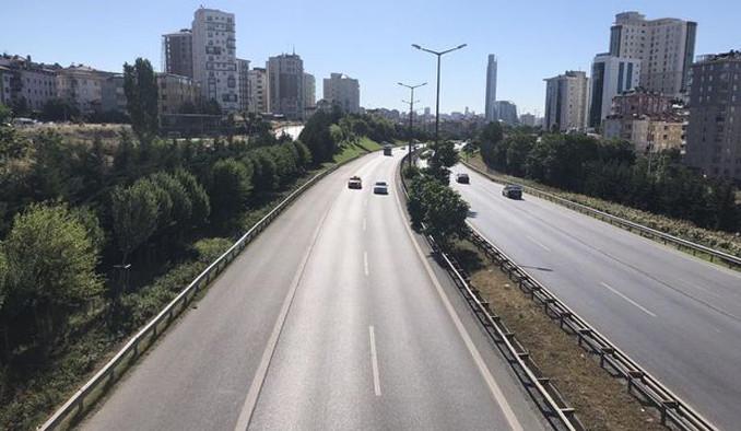 İstanbul'lular şaşırdı bu sabah trafik yoktu