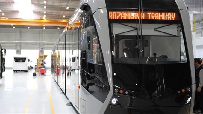 Türkiye'nin ilk metro ihracatı Tayland'a