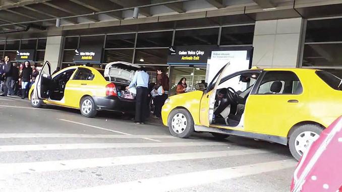 3. havalimanına gidiş dönüş sıkıntısı!