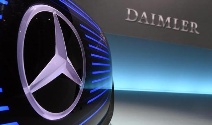 Mercedes'e araç başına 5 bin euro ceza