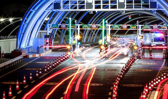 Avrasya Tüneli'nin bir bölümü bu gece trafiğe kapalı
