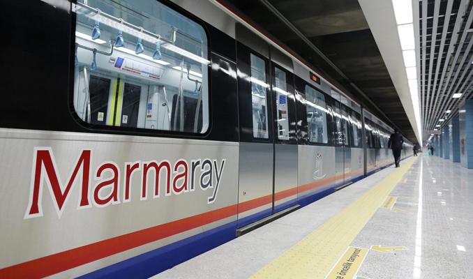Marmaray'la 265 milyon yolcu taşındı