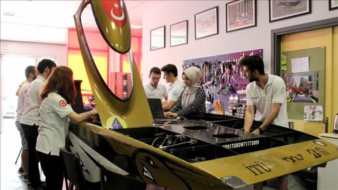 Geleceğin otomobili Türkiye turuna çıkıyor