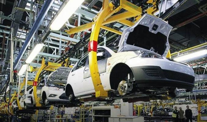 Otomotiv üretimi yılın ilk yarısında yüzde 3 azaldı
