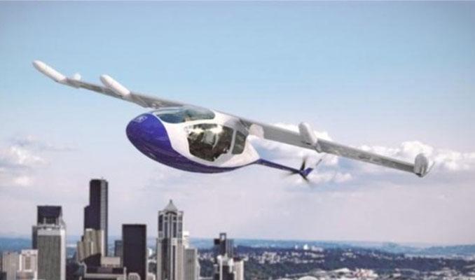 Uçan taksiler 2020'de hizmete girecek