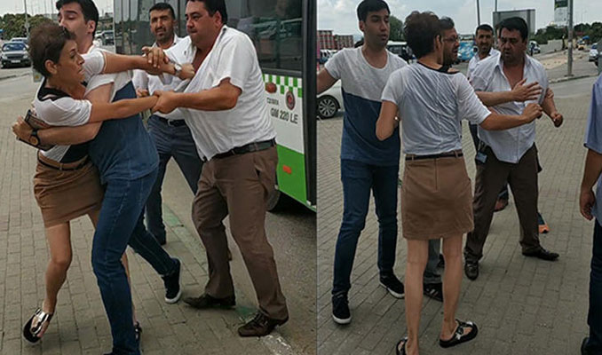 Bursa'da ortalık bir anda karıştı