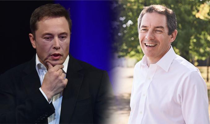 Ford'un CEO'su Elon Musk'ı ti'ye aldı
