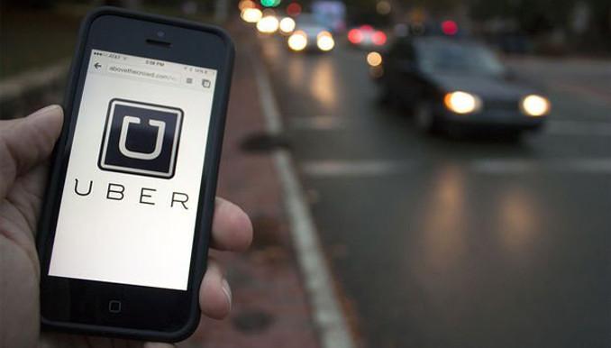 Havalimanında Uber denetimi