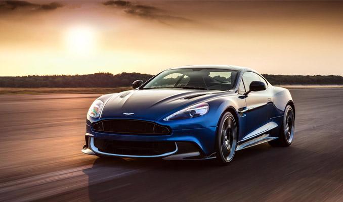 Aston Martin halka arz oluyor