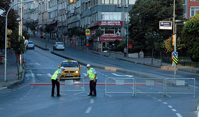 İstanbullular dikkat! O yollar trafiğe kapatılacak