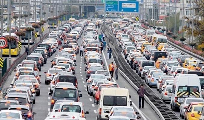 Sürücülere bayram trafiği uyarısı