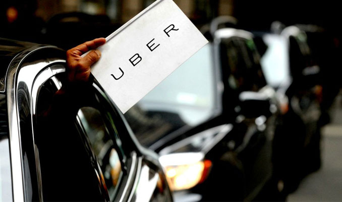 Uber'e New York'ta lisans şoku