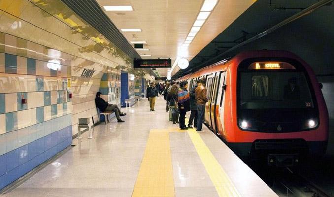 İstanbul'da metro seferleri iptal edildi