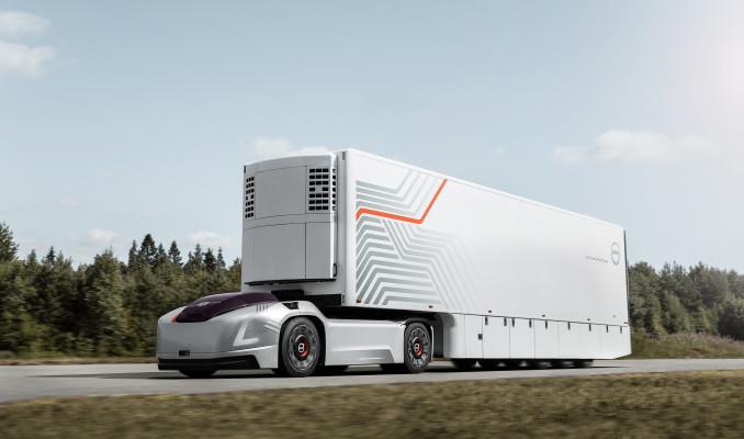Volvo'nun çok konuşulan tasarımı