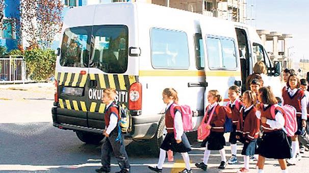 Polis tek tek okul servislerini durduruyor!