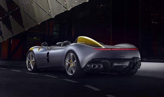 2019 Ferrari Monza SP1 ve SP2 tanıtıldı