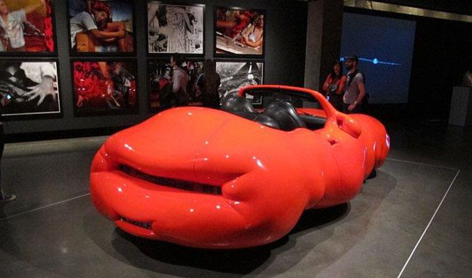 Dünyanın en garip arabaları!