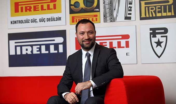 Pirelli'de üst düzey atama