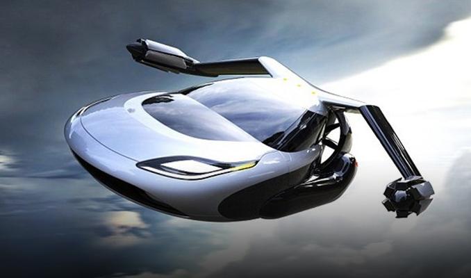 Uçan otomobiller yakında hayatımızda olacak