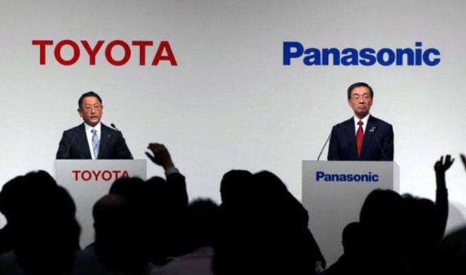 Toyota ve Panasonic ortaklık kurdu